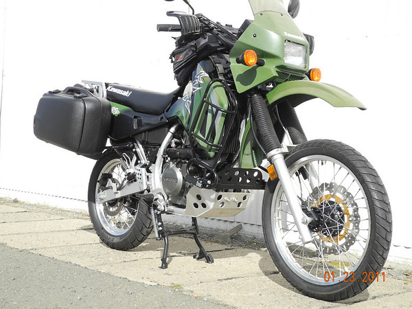 2003 KLR 650 - For Sale - Argentina/Chile/Anywhere close - Horizons